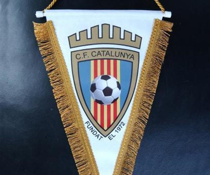 Banderines deportivos: Catálogo de Banderas Aluco