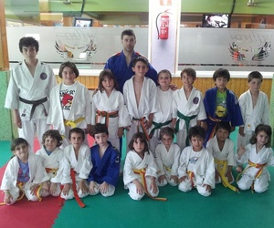 Clases de taekwondo para niños en Valdemorillo