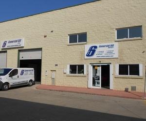 Empresa distribuidora de material eléctrico, iluminación y saneamiento