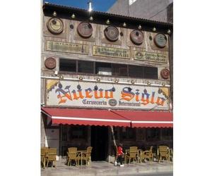 Galería de Cocina navarra en Carcastillo | Cervecería Internacional Nuevo Siglo