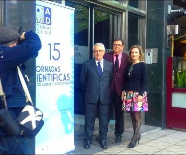 Curar dolor hernia discal en Oviedo