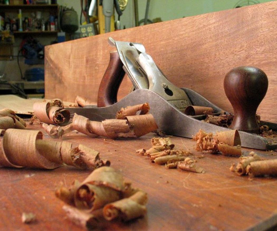 Diferencias entre ebanistería y carpintería