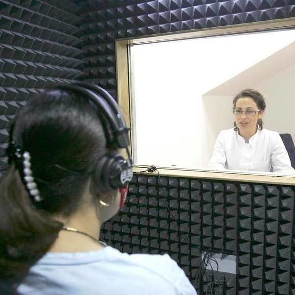 Pruebas auditivas en Santander