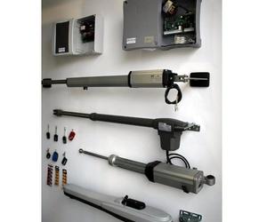 Automatismos y puertas de garaje
