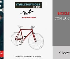bicicleta ray ban