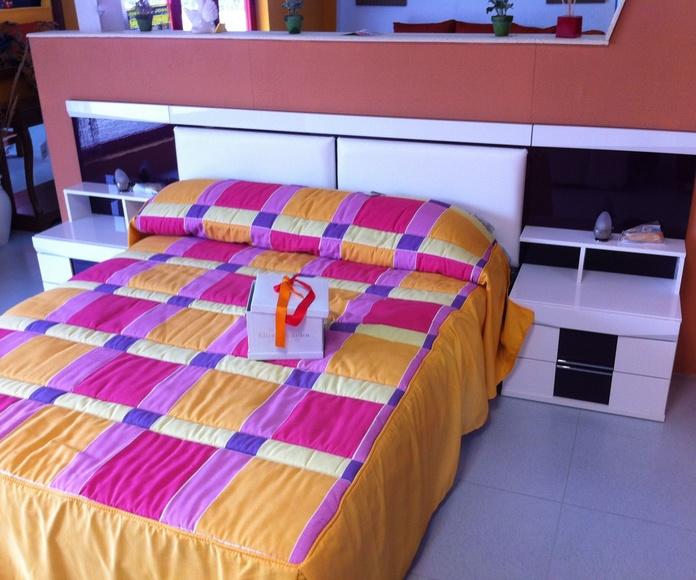 Dormitorio 1: Productos y servicios de Gonter S. L. Muebles de Cocina y Hogar