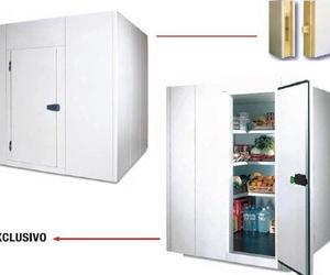 Cámaras frigoríficas Mallorca