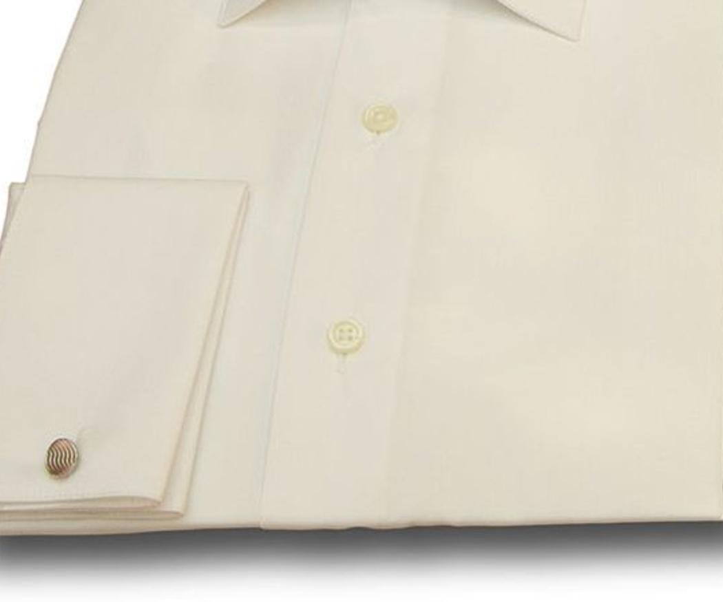 Camisas de doble puño