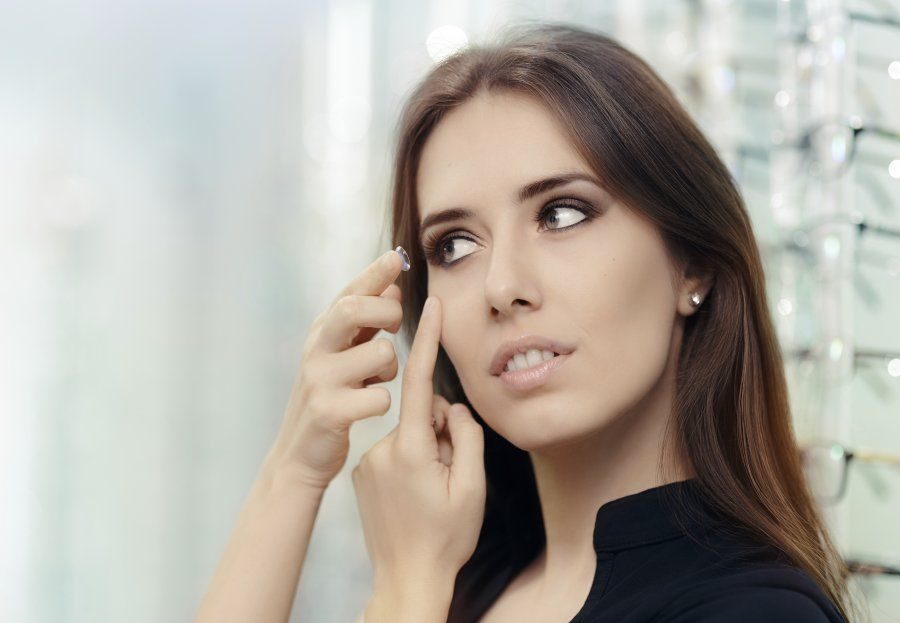 ¿Puedo padecer conjuntivitis por el uso de lentillas?