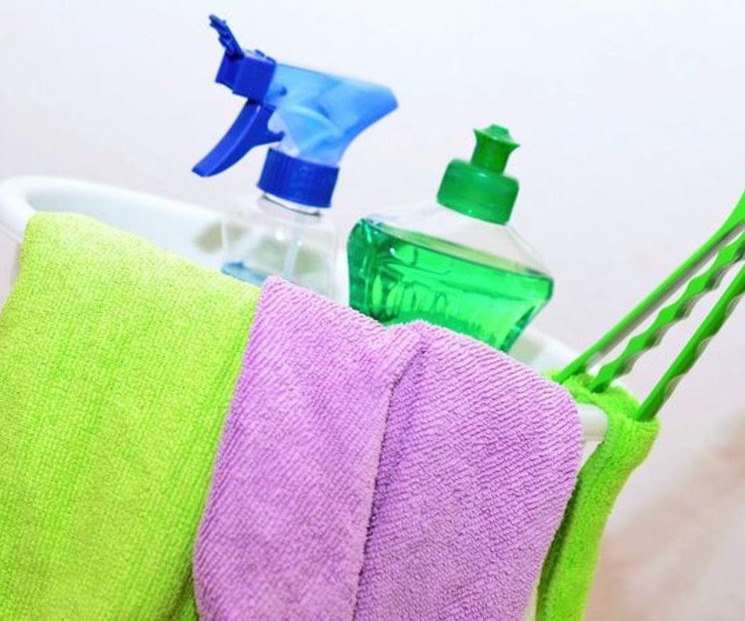 Diferencias entre limpiar y desinfectar