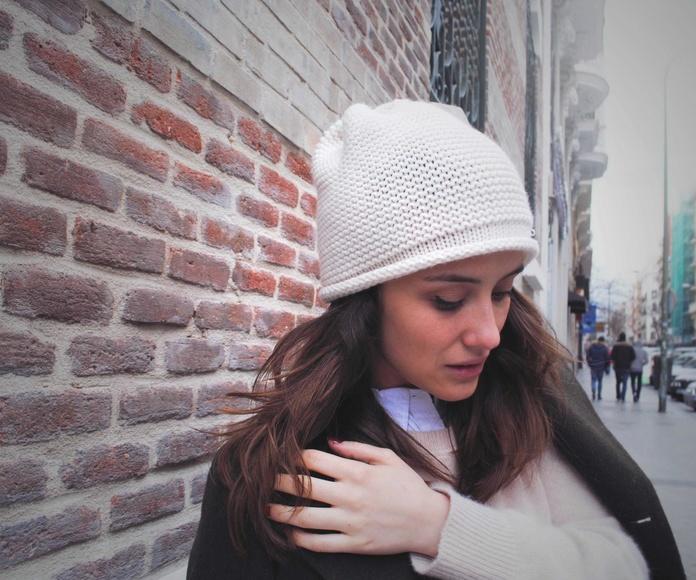Helena, del blog de moda OlindaStyle, confía en Llongueras Mirasierra-Madrid para cuidar su cabello