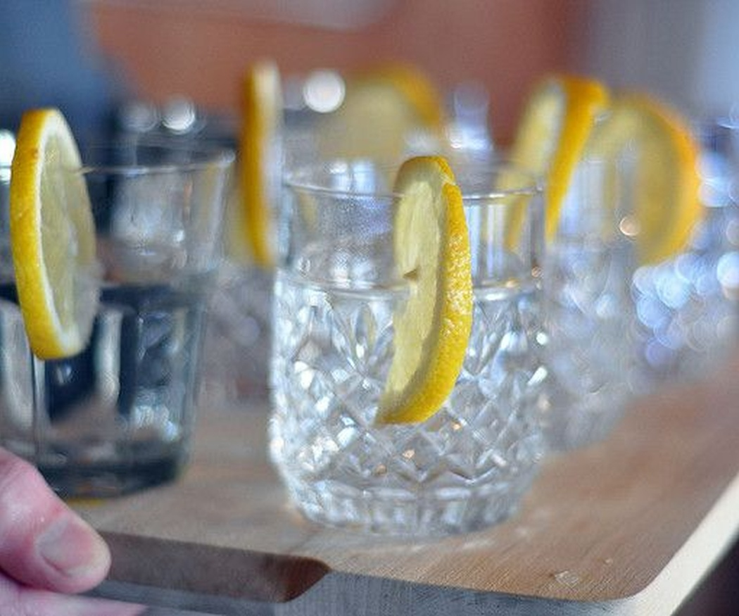 Pintxo y gin tonic