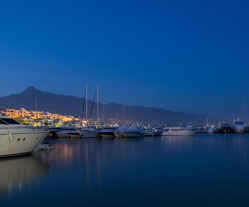 El encanto de Marbella