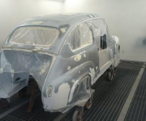 restauración de coche 600