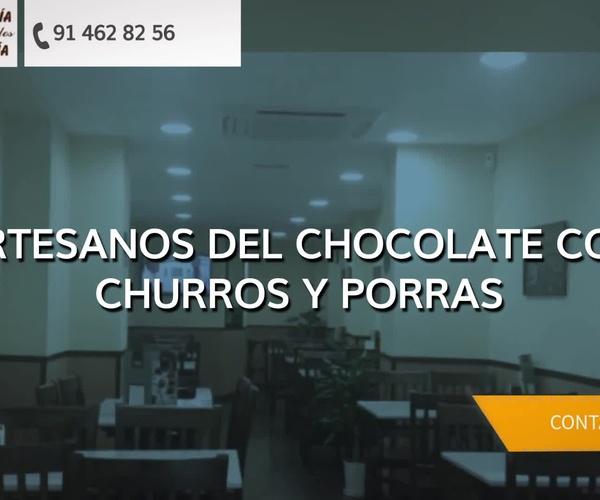 Churrerías en Madrid | Churrería Los Cuñados Cafetería