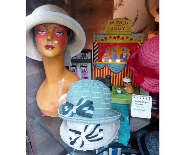 Sombreros y gorras en Madrid