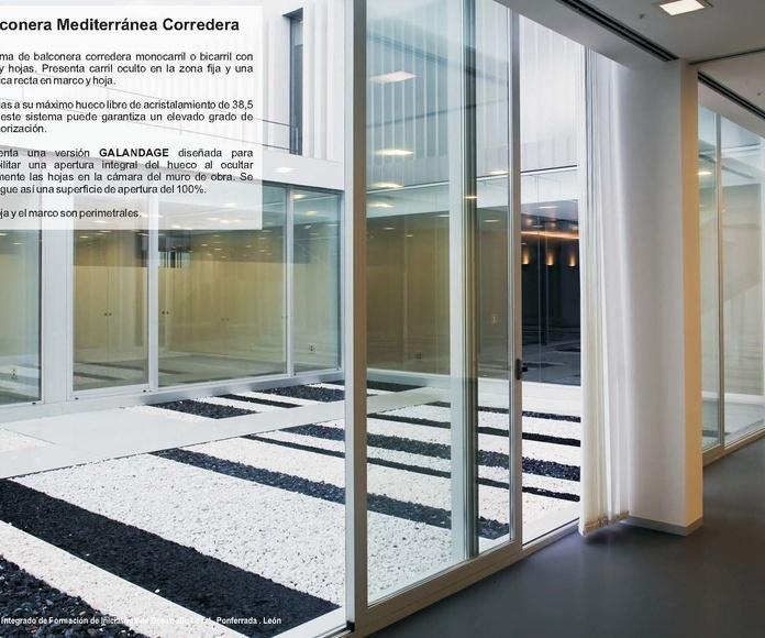 Balconera Mediterránea: Catálogo de Jgmaluminio