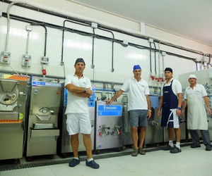 Galería de Fábrica de helados en Mollet del Vallès | Brina, S.L.