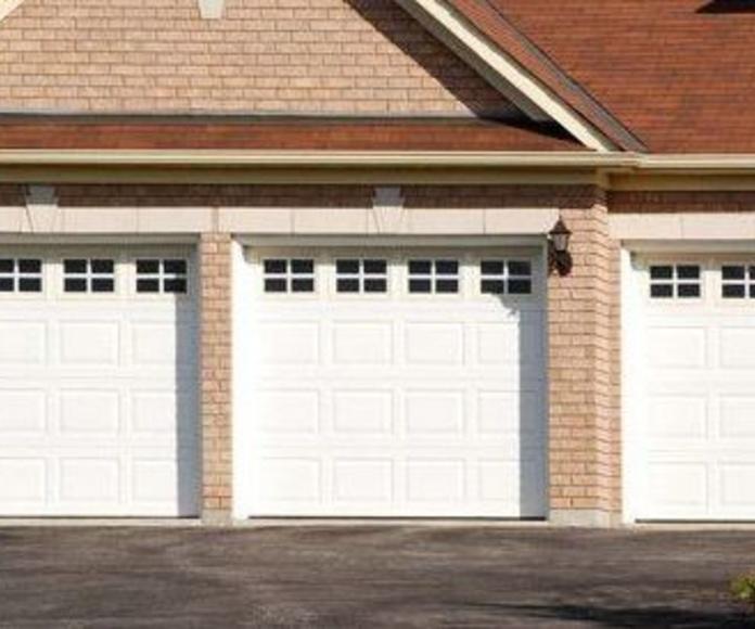 puertas automticas para garajes servicios de imanol cristalera y carpintera de aluminio
