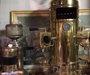 Cafetera antigua Victoria Arduino