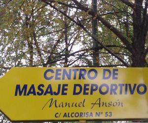 Galería de Fisioterapia en Madrid | Ansón Manuel