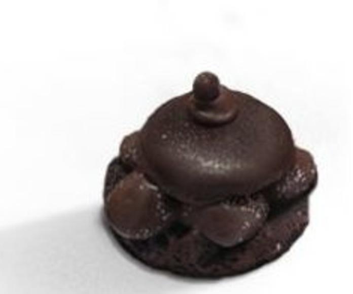 Bretón de chocolate: Productos de MartaPino Postres