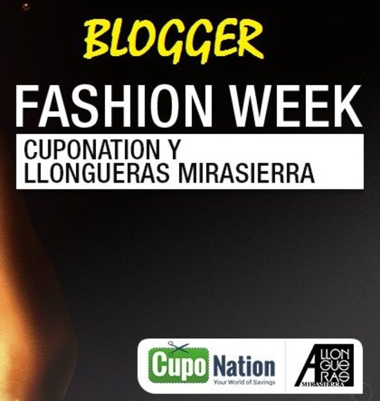 Comienza la Blogger Fashion Week!! }}