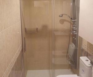 Baño con plato de ducha