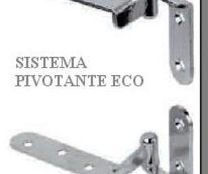 Sistema de puerta pivotante eco en Toledo