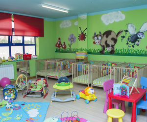 Aula para bebés