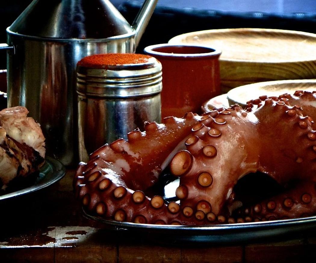 La cocina tradicional gallega