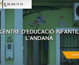 escuela infantil bilingue Alboraya