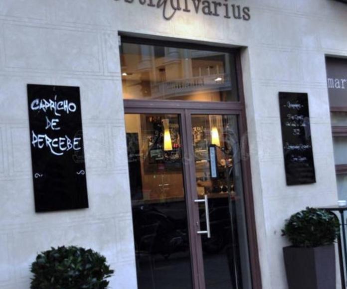 Especialidad en Ostras: Servicios de Ostradivarius