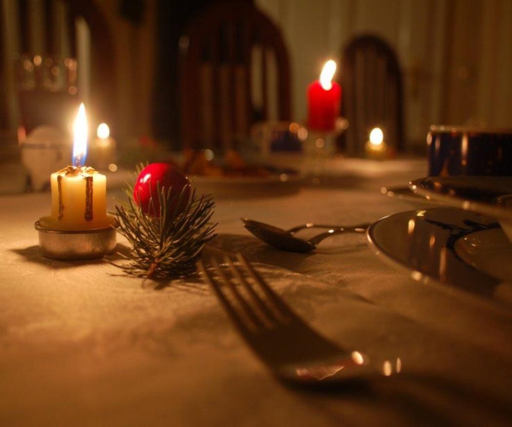 Las comidas y cenas navideñas