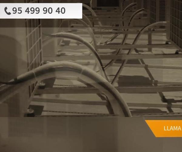 Climatización industrial en Sevilla | Megafrío Climatización