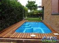 Diseño: Productos y servicios of Gade Piscinas y Jardines