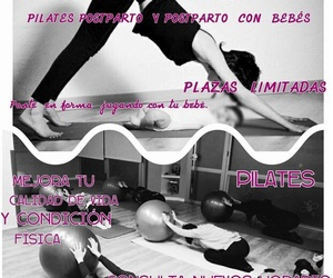 Clases de pilates postparto y postparto con bebés