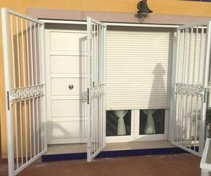 Ventanas y puertas de aluminio para chalé