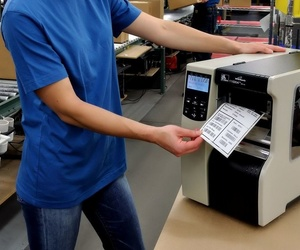 Zebra Xi4 Industrial Printers