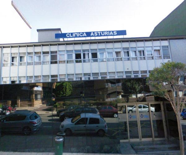 Clínica Asturias.