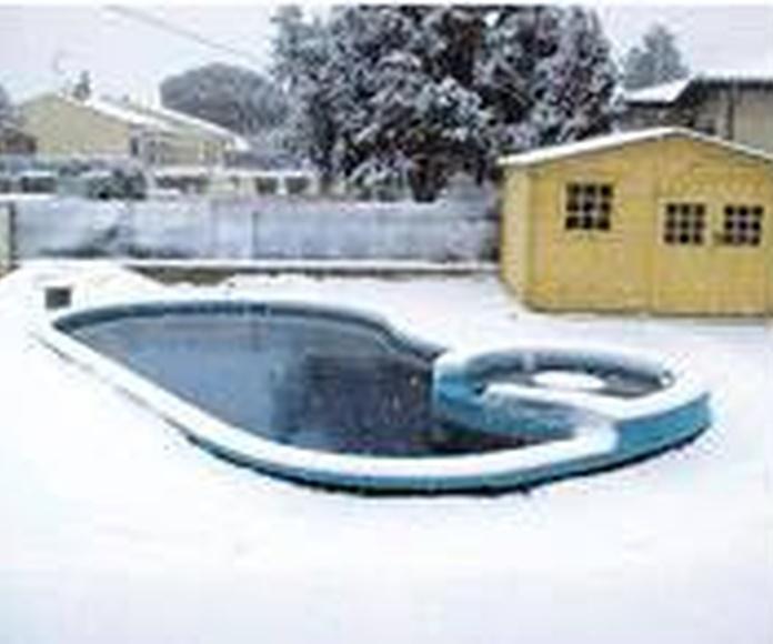 Cuidado de la piscina en primavera