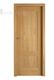 Puerta en madera de roble