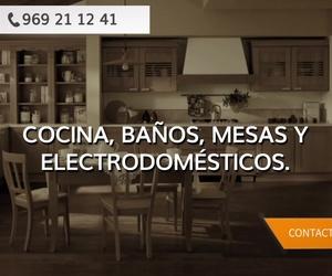 Cocinas de diseño en Cuenca | Muebles Dolma