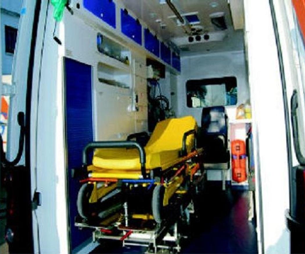 Diferencias entre una UVI móvil y una ambulancia convencional