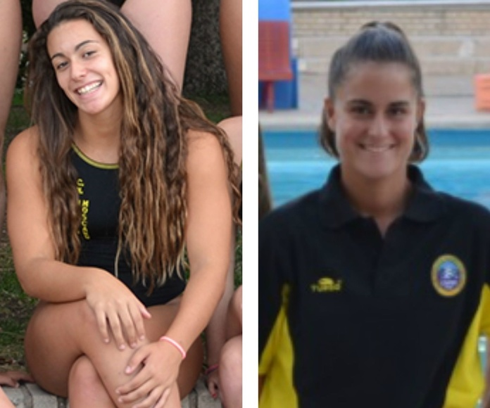 Sofía Díaz y Bea Espinosa