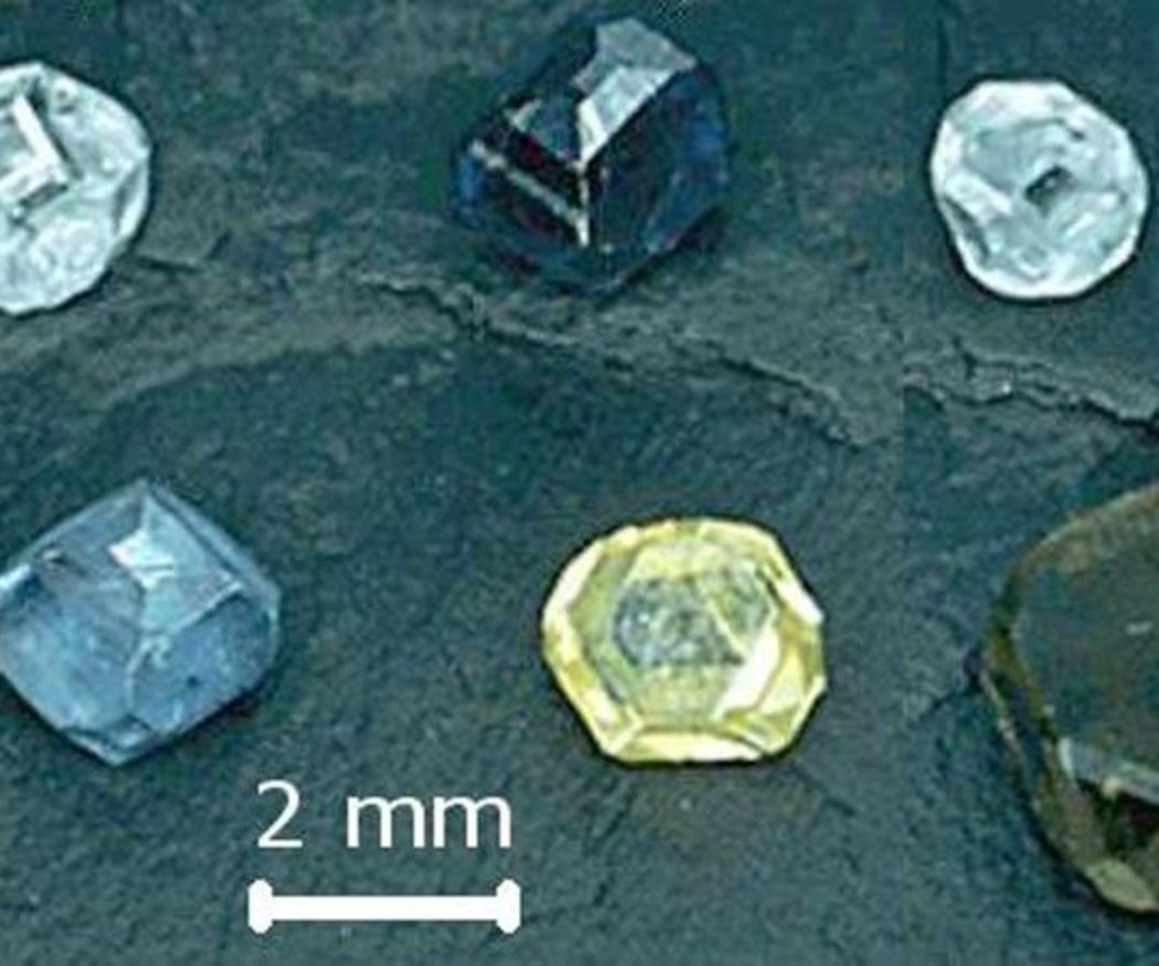 Diamantes de laboratorio