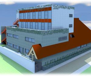 Nueva biblioteca municipal, archivo histórico y notarial de Algeciras