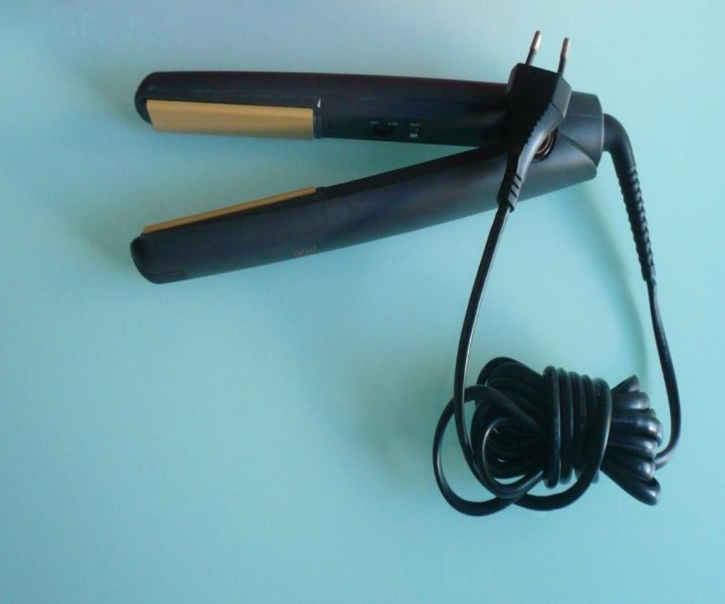 Precauciones al utilizar la plancha del pelo