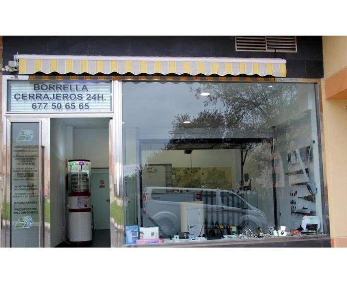Servicio urgencia 24 h.: Cerrajería de Borrella Cerrajeros 24 Horas