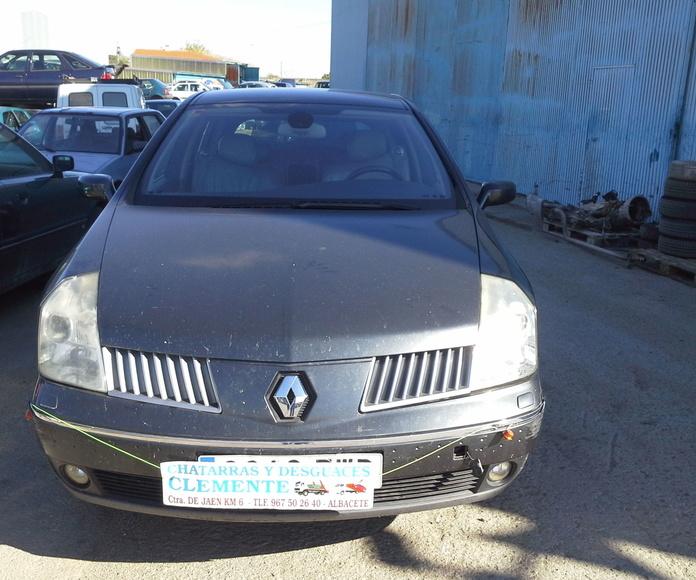 Renault Velstatis para desguace en Albacete en desguaces Clemente